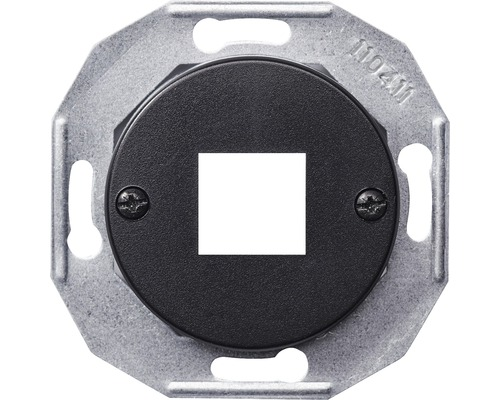 SCHNEIDER Renova centrumplatta Actassi 1x8-polig, svart, 5102291