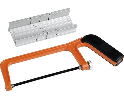 Universalsåg 150 mm med aluminiumgeringslåda