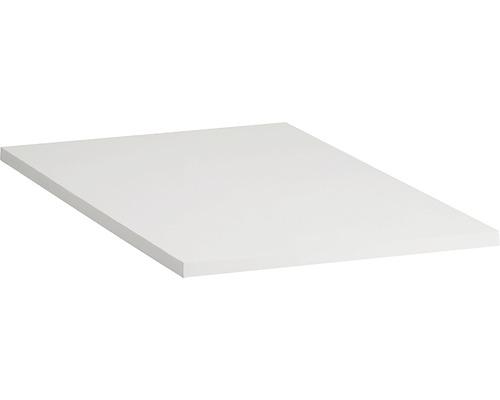 Toppskiva ELFA för backstativ 450x535mm vit, 224213
