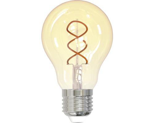 LED-lampa FLAIR E27/3W(15W) A60 spiral amber 135lm 2200K varmvit