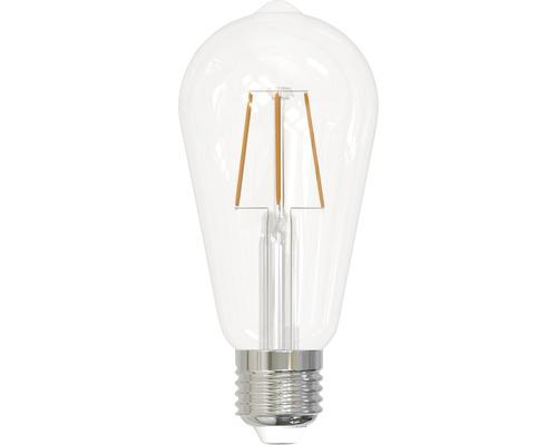 LED Edisonlampa FLAIR E27 4W 470lm, klar ej dimbar
