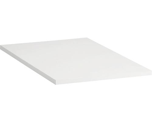 Toppskiva ELFA för backstativ 550x535mm vit, 224313