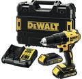 Borrskruvdragare DEWALT DCD777S2 18 V Li 1,5 Ah inkl. 2 batterier och förvaringslåda