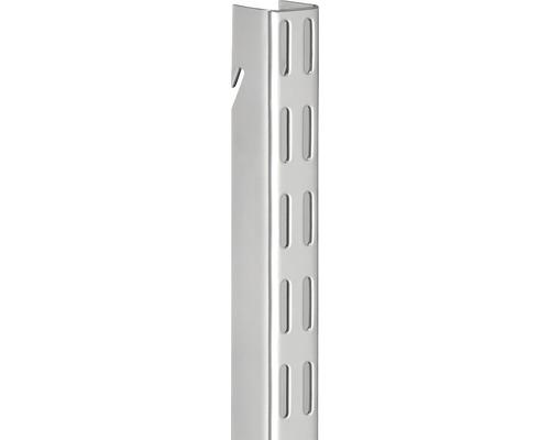 ELFA Hängskena 924 mm för bärlist, platinum, 426048