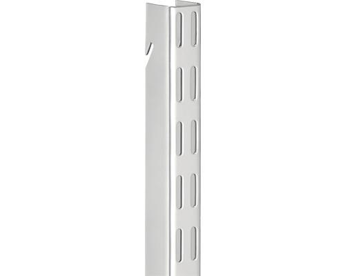 ELFA Hängskena 1532 mm för bärlist, platinum, 426648