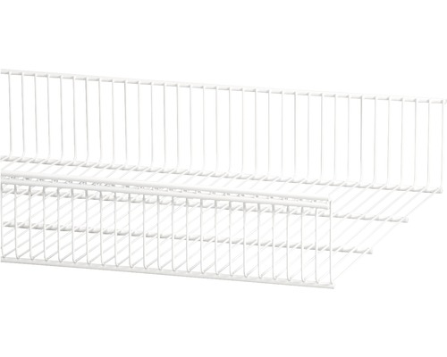 Trådhyllkorg ELFA 96x438x902mm vit, 457318
