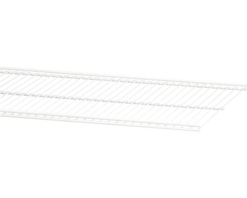 ELFA Trådhylla 30, 450 x 305 mm, vit, 452618