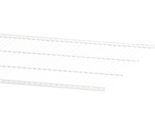 Trådhylla ELFA 50 450x494mm vit, 452818