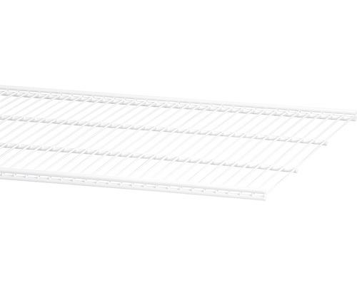 Trådhylla ELFA 40 450x405mm vit, 452718