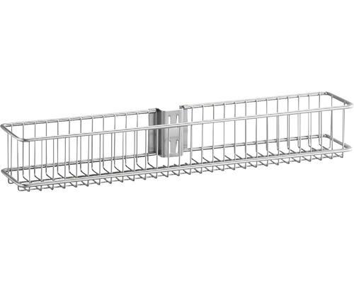 ELFA Dörr- och väggkorg tråd, mellan, platinum, 333180