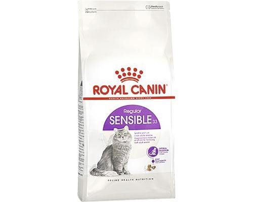 Kattmat ROYAL CANIN Sensible 4kg