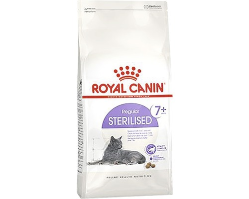 Kattmat ROYAL CANIN Sterilised 7+ 1,5kg