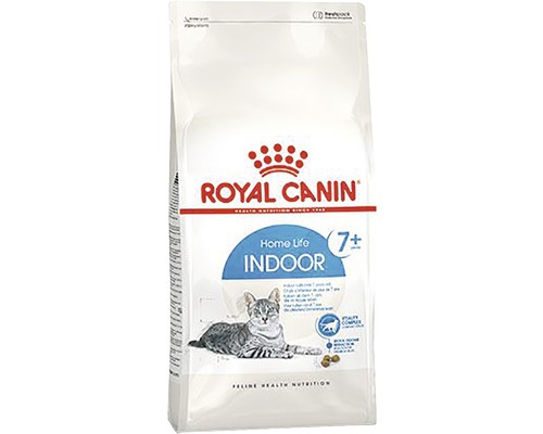 Kattmat ROYAL CANIN Indoor 7+ 400g