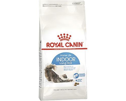 Kattmat ROYAL CANIN Indoor Long Hair 10kg