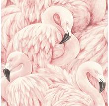 Tapet Flamingo rosa