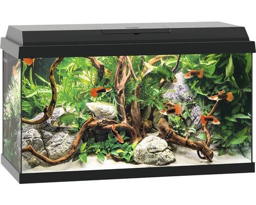 Akvarium JUWEL Primo 60 LED svart underskåp ingår ej
