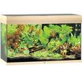 Akvarium JUWEL Rio 125 LED ljust trä underskåp ingår ej