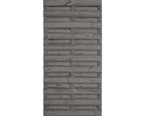 Skärmvägg KONSTA Shabby Chic 90x180cm grå