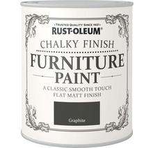 Kalkfärg RUST-OLEUM Möbelfärg Graphite 750 ml