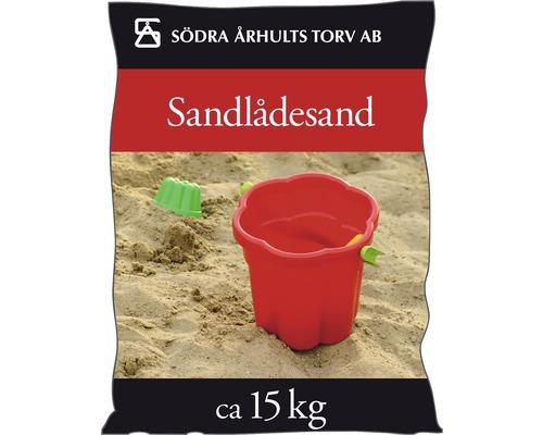Sandlådesand RÖLUNDA 15kg