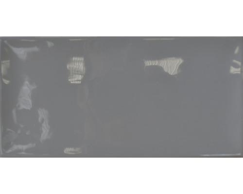 Kakel Art Dark Grey 10x20 cm