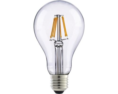 FLAIR LED-lampa E27 11W A75 Filament klar 1500 lm 2700 K varmvit