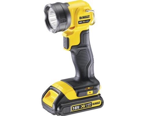 Arbetslampa DEWALT DCL040 LED 18 V XR, utan batteri