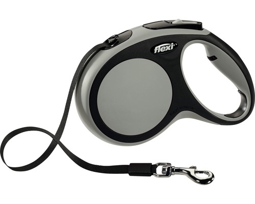 Flexkoppel FLEXI Comfort Rem M 5m 25kg grå