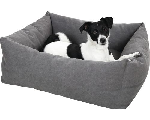 KERBI Hundbädd Lucca grå, 70x85 cm