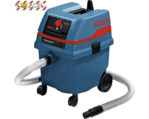 Universaldammsugare BOSCH PROFESSIONAL GAS 25 L-klass SFC