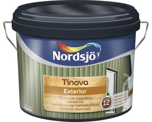 Tinova NORDSJÖ Exterior 337 svart 10L