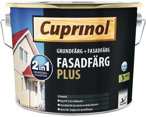 Fasadfärg CUPRINOL Plus BW 10L