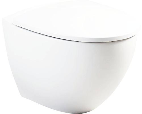 Toalettstol IFÖ Sign Art 6775 inkl. hårdsits