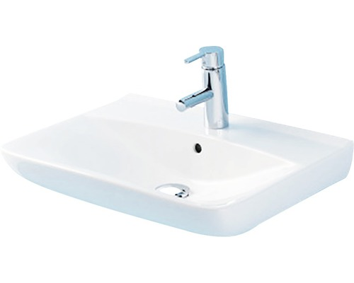 Tvättställ IFÖ Spira bult/konsol 15062 60cm
