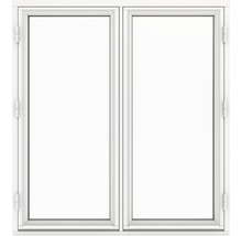 Fönster OUTLINE sidohängt DF2, 10x12 vitmålat