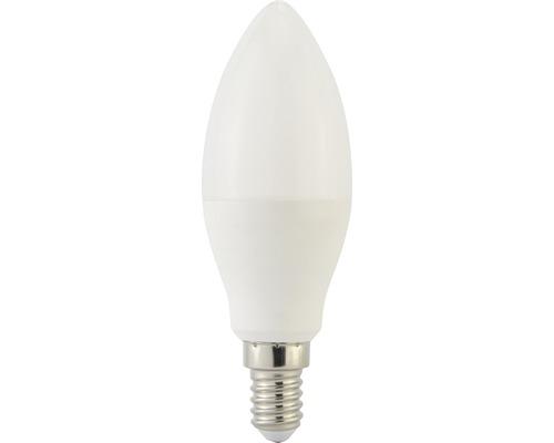 LED-lampa kron dimbart E14/7,4W(51W) C37 vit 650 lm 2700 K varmvit