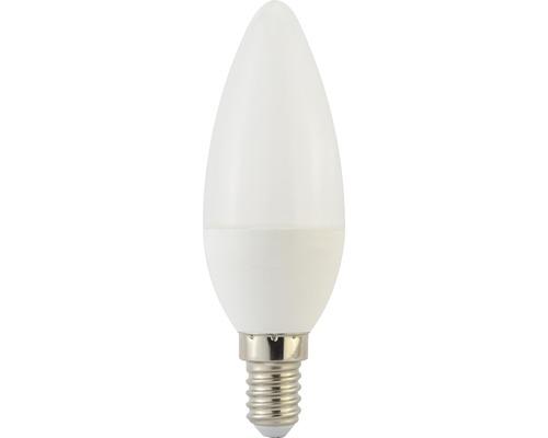 LED-lampa kron dimbart E14/5,6W(40W) C37 vit 470 lm 2700 K varmvit