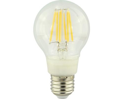 Sensorlampa FLAIR LED E27 6,5W A60 Filament klar 806lm 2700K varmvit