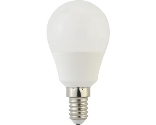 LED-klotlampa dimbar E14/5,6W(40W) G45 vit 260 lm 2700 K varmvit