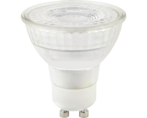 LED-reflektorlampa dimbar GU10/4,4W(35W) PAR16 klar/vit 240 lm 2700 K varmvit