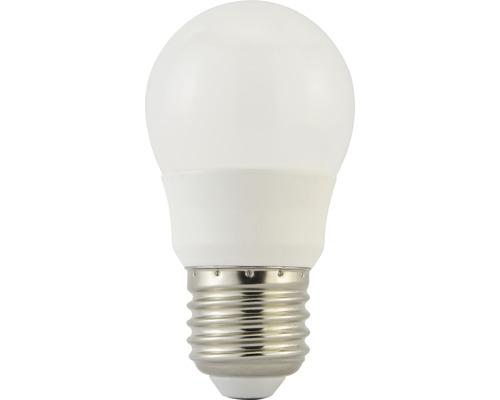 LED-klotlampa dimbar E27/3,8W(25W) G45 vit 260 lm 2700 K varmvit