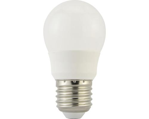 LED-klotlampa dimbar E27/7,4W(51W) G45 vit 650 lm 2700 K varmvit