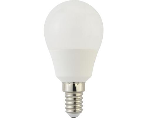 LED-klotlampa dimbar E14/7,4W(51W) G45 vit 650 lm 2700 K varmvit