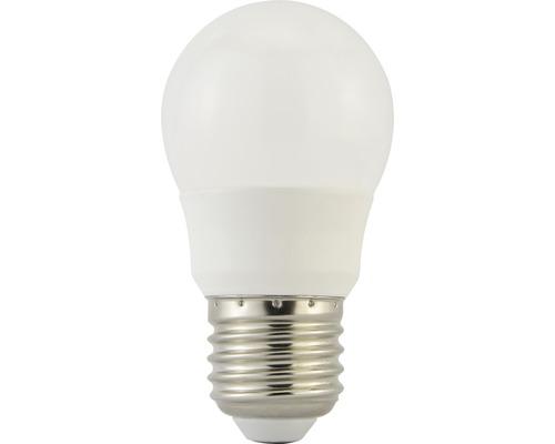 LED-klotlampa dimbar E27/5,6W(40W) G45 vit 470 lm 2700 K varmvit