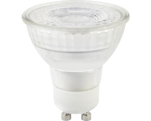 LED-reflektorlampa dimbar GU10/5,5W(50W) PAR16 klar/vit 345 lm 2700 K varmvit