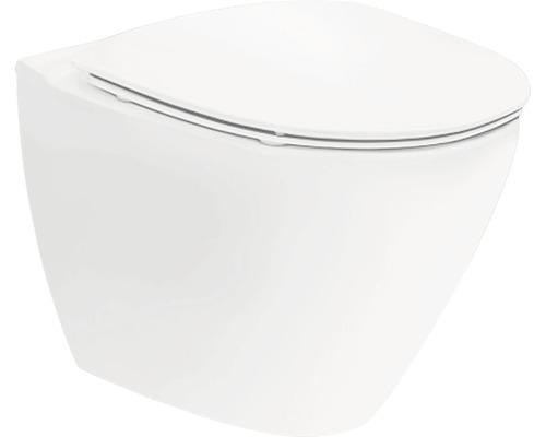 Toalettstol IFÖ Spira Art 6245 vit
