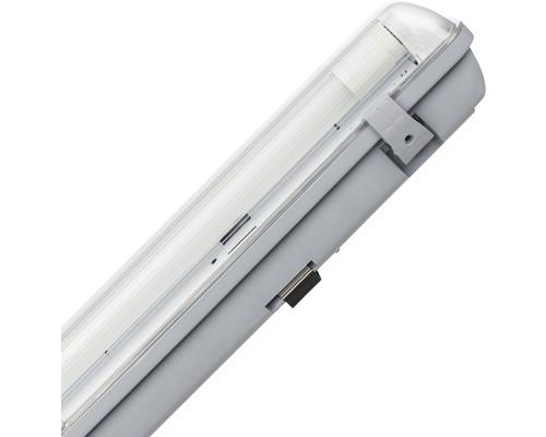 Våtrumsarmatur Aqua LED G13 2x22W 2000lm 4000K neutralvit L 1565mm IP65
