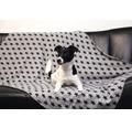 KERBI Hundfilt Stella 140x100cm grå