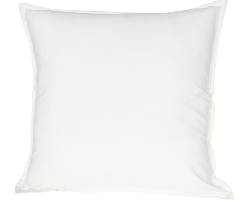 Kuddfodral linne/polyester Lina 50x50cm varmvitt