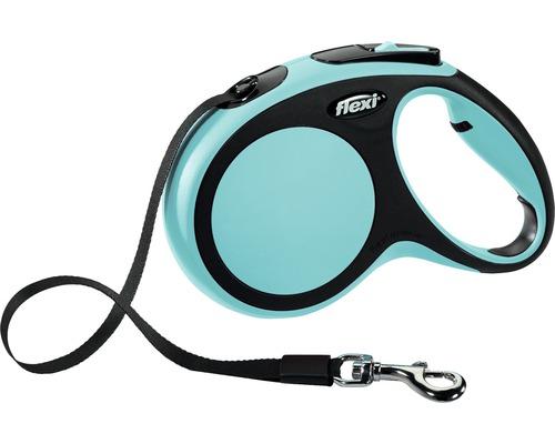 Flexkoppel FLEXI Comfort Rem M 5m 25kg blå